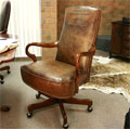 Executive Chair with Proverbs 16:3