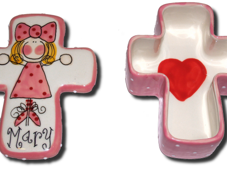 Baby dedication the christian gifts place blog personalized baby gift idea ceramic cross box negle Choice Image