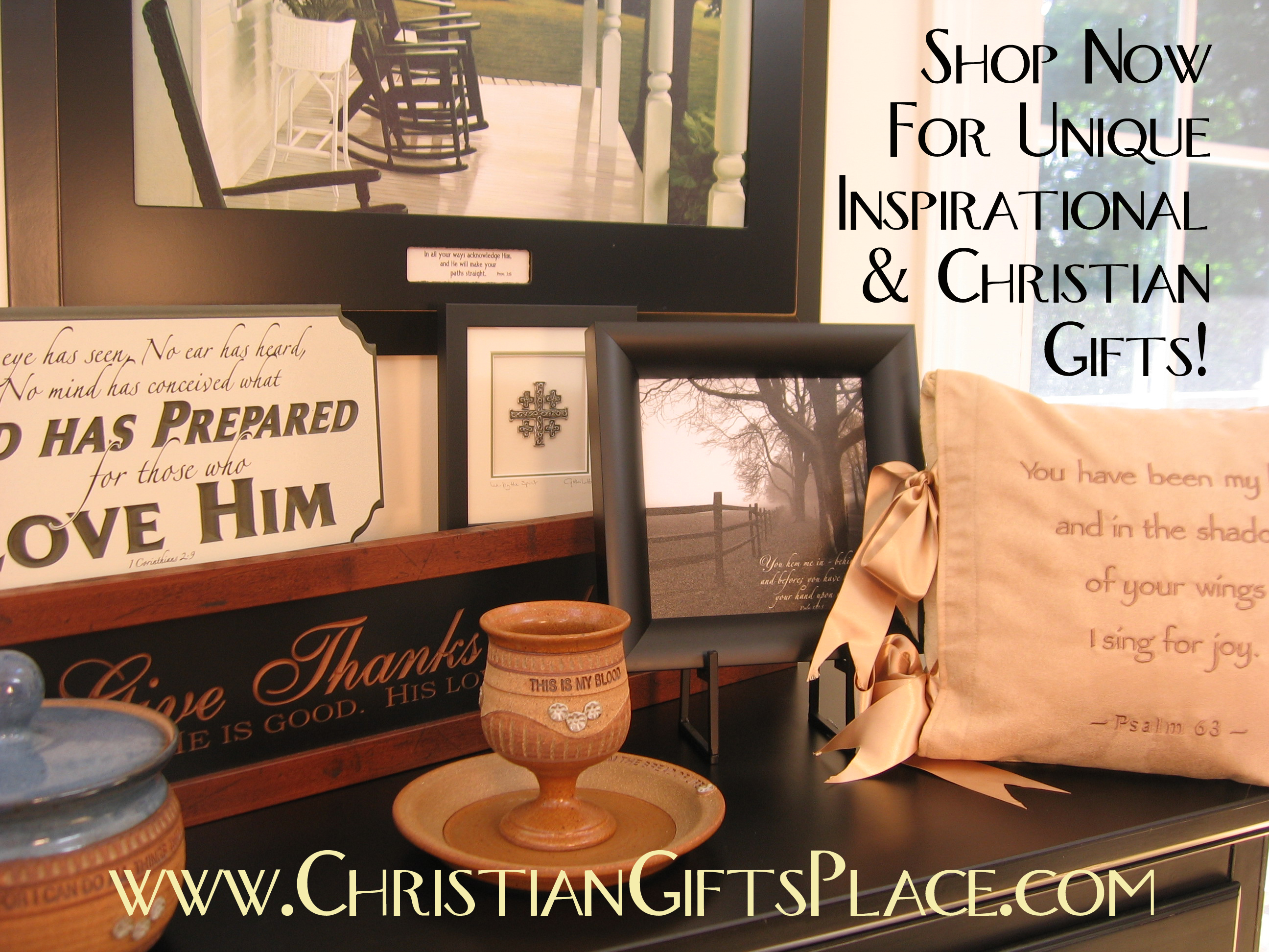 Top Ten Home Gifts That Will Inspire The Christian Gifts Place Blog