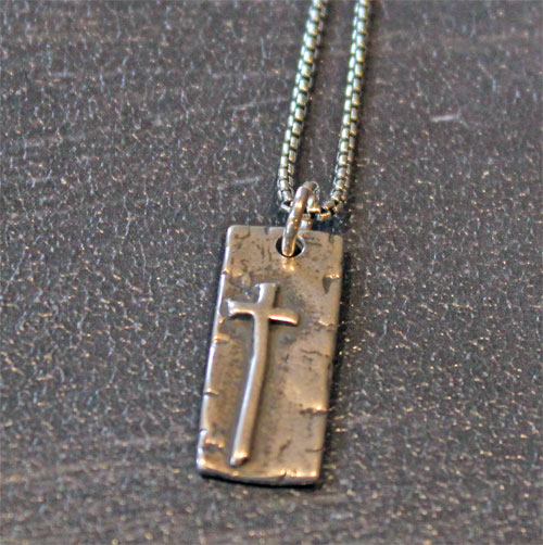 NEW Sterling Silver Christian Jewelry – The Christian Gifts