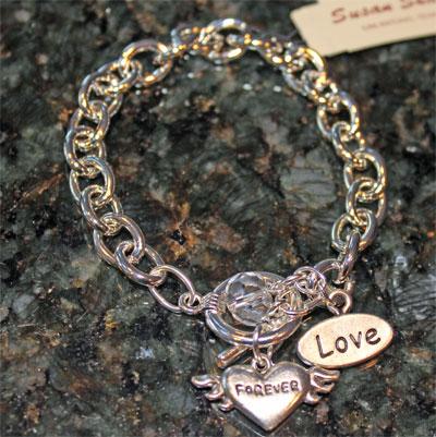 Heart Love Forever Bracelet