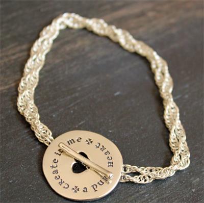 Pure Heart Bracelet