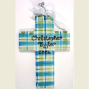 Baptism Cross for Child