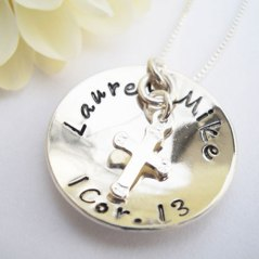 Personalized Jewelry for Valentine's Day
