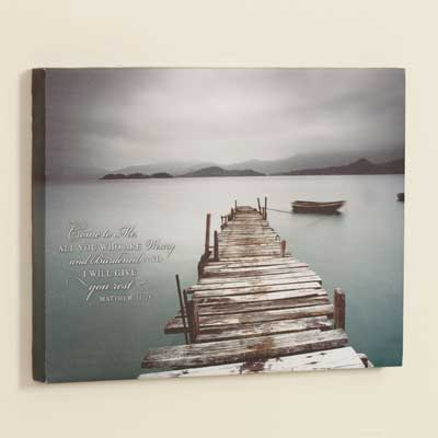 Lovely SHOP NOW FOR CHRISTIAN WRAPPED CANVAS WITH SCRIPTURE