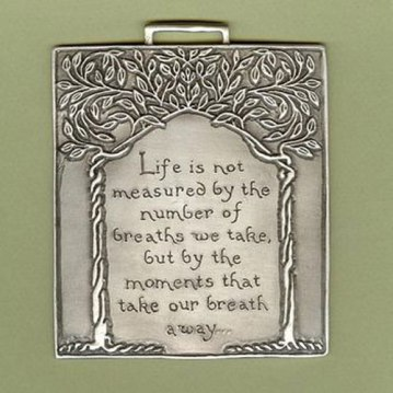 Special Moments Pewter Ornament