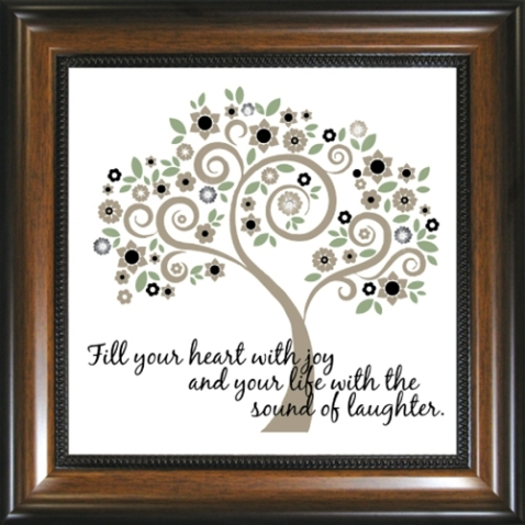 Inspirational Framed Glass Wall Art – The Christian Gifts Place Blog